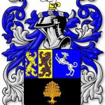 Te Selle Family Coat of Arms