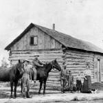 Wisconsin Dutch Homestead 1855