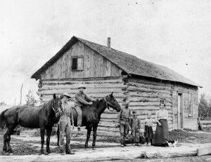 Wisconsin Dutch Homestead 1855