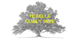 TeSelle Family Tree English