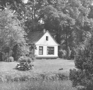Johan and Trui moved to this summer house in 1957.