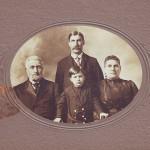 Four Generations of Brethouwer-TeSelle