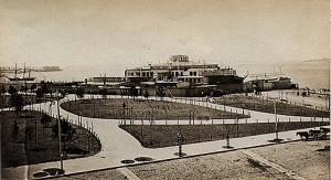 Castle Garden about 1871