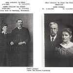 Dela (Dillie) TeSelle had two husbands during her life: Garret William Ten Hulzen from 1887 until his death in 1912; then, Henry J. Wubbels from 1917 until his death in 1943.
