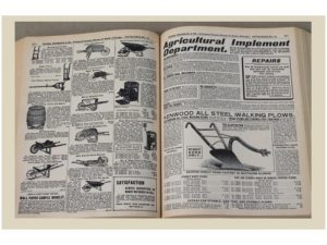 5909bf1ce7 Remembering the Sears Roebuck Catalog - Te Selle