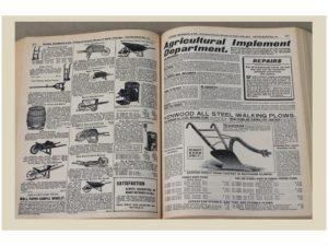 Sears 1902 Catalog - Farm Implements