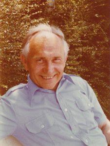 te Selle, Gerrit Jan (1917-1983), about 1981